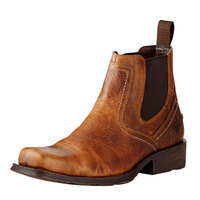 Ariat Mens Midtown Rambler Boots (10019868) Barn Brown