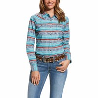 Ariat Womens R.E.A.L. Serape Snap (10023714.F19)
