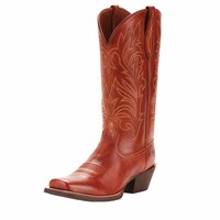 Ariat Womens Round Up Stockyards (10025043.F18) [SD]