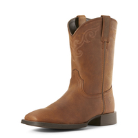 Ariat Womens Roper Wide Square Toe Boots (10027383)
