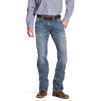 Ariat Mens M5 Slim Stackable Straight Leg Jeans (10026039)