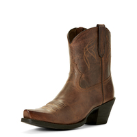Ariat Womens Lovely Boots (10027229) Sassy Brown [SD]