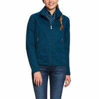 Ariat Womens F20 Sovereign Full Zip Jacket (10028316) Dream Teal [SD]