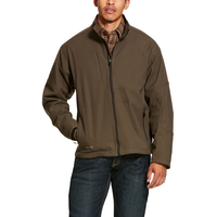 Ariat Mens F20 Rebar Stretch Canvas Softshell Jacket (10027872) [SD]