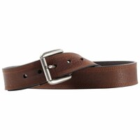 Ariat Unisex Work Triple Row Stitch Belt (10004631) Dark Copper