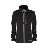 Just Country Womens Francis Softshell Jacket (WCOJ1913) Black