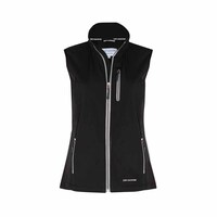 Just Country Womens Francis Softshell Vest (WCOV1913) Black