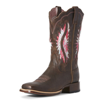 Ariat Womens Solana Venttek Boot (10027382) French Roast