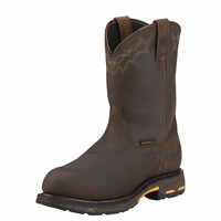 Ariat Mens Workhog Pull On Composite Toe Work Boot (10001200)