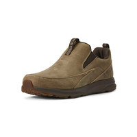 Ariat Mens Spitfire Slip On Casual Shoe (10027409) Brown Bomber [SD]