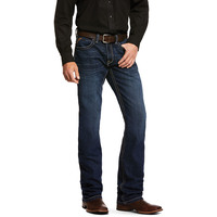 Ariat Mens Wiley Straight Leg Jeans (10030233) Denali