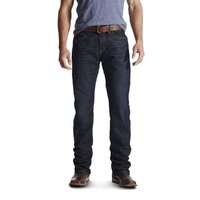 Ariat Mens Rebar M4 Durastretch Low Rise Bootcut Jeans (10016220) Bodie