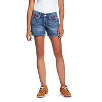 "Ariat Womens Boyfriend Mika 5"" Shorts (10032036) Eleanor"