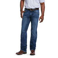 Ariat Mens M5 Summerland Straight Leg Jeans (10031994) Heath
