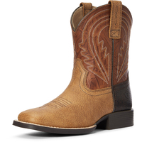 Ariat Childrens Lil' Hoss Boots (10034069) Cottage Cinnamon [SD]