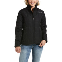Ariat Womens REAL Crius Insulated Jacket (10032982) Black