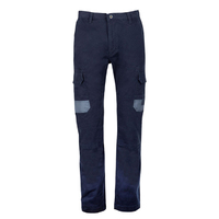 Jonsson Mens ActionFit Twill Stretch Trousers (S1701R)
