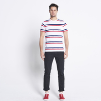 Levi's Mens SS Set-In Mission Tee (29814-0023) Printed Sportswear [SD]
