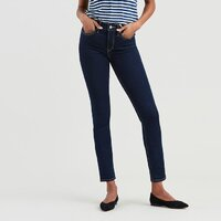Levi's Womens 312 Slim Shaping Jeans (19627-0076) Open Ocean