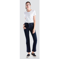 Levi's Womens 315 Bootcut Shaping Jeans (19632-0040) Open Ocean