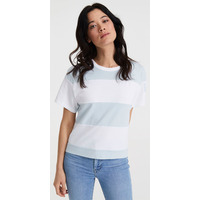 Levi's Womens 90's Rugby Stripe Parker Tee (85495- ) [SD]