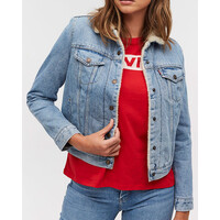 Levi's Womens Original Sherpa Trucker Jacket (36136-)