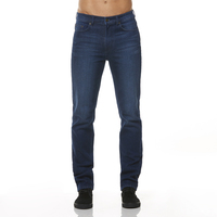 Lee Riders Mens Straight Stretch Slim Jeans (R500915)