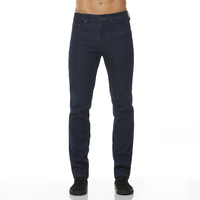 Lee Riders Mens Straight Stretch Slim Jeans (R500916)