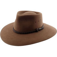 Statesman Countryman Hat (S0060472) Light Brown