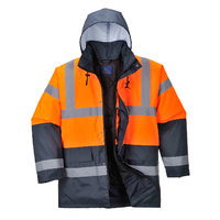 Portwest Hi-Vis Two Tone Traffic Jacket (S467)