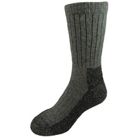 Norsewood Everyday Possum Socks (9234) Grey Mix