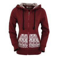 Outback Trading Womens Willa Hoodie (40167) [SD]