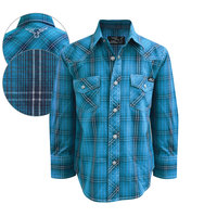 Pure Western Boys Felix Check L/S Shirt (P8S3100194)  [SD]