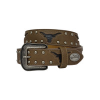 Pure Western Childrens Bullhorn Belt (P8S3913BEL)