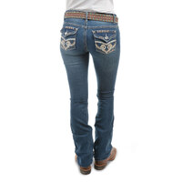 Pure Western Womens Brandy Bootcut Jeans (PCP2200015)