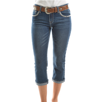 Pure Western Womens Lexi Capri (PCP2209287) Twilight