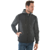 Pure Western Mens Colorado Puffer Jacket (P0W1703301) Black [SD]