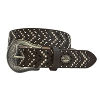 Pure Western Womens Tatiana Belt (P0S2950BLT) Brown