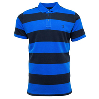 Ritemate Mens Pilbara YD Striped Polo (RMPC021)