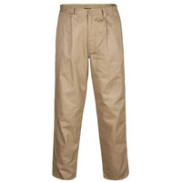 Ritemate Mens Pilbara Belt Loop Trousers (RM1002)