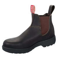 Rossi Boots Endura Elastic Sided Boots (303) Claret