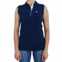 Ringers Western Womens Kimberley Sleeveless Polo Shirt (217112002)