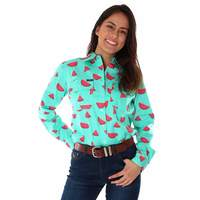 Ringers Western Womens Shirt Long Sleeve