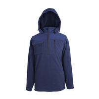 Swanndri High Rock Fleece Pullover (SW17439M) [AD]