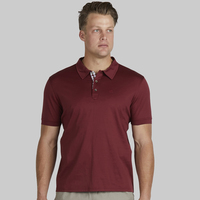 Swanndri Mens Avoca Polo (SS18103M) _S18 [SD]