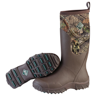 Muck Womens Woody PK Mossy Oak (SWWPK-MOBU) Black/Green [SD]
