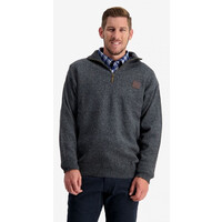Swanndri Mens Mariner Zip Neck Sweater (SSD2446D)