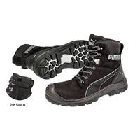 Puma Conquest Zip Sided Safety Boots (630737)