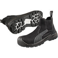 Puma Mens Tanami Mid Safety Boots (630347) Black