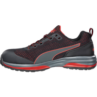 Puma Mens Speed Safety Shoe (644497) Black/Red